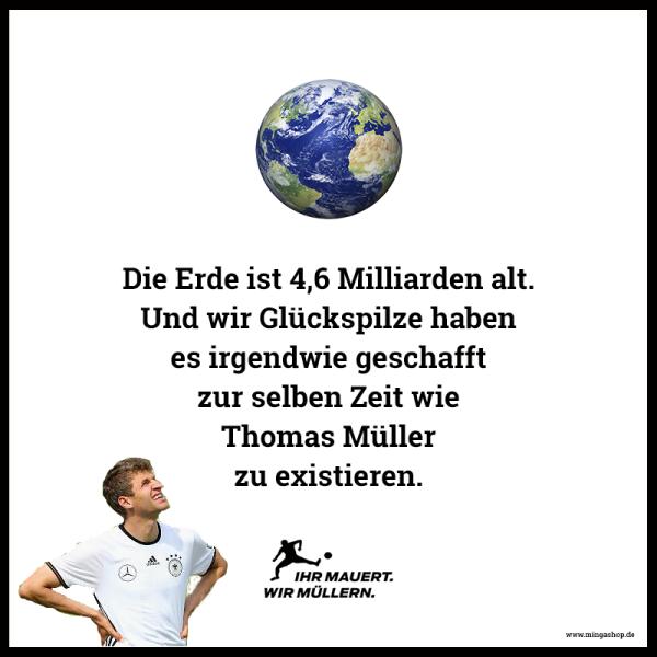 Müller Thomas Erde Milliarden Jahre